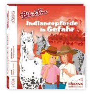 """Hörbuch """"Indianerpferde in Gefahr"""""""