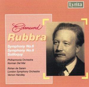 Rubbra Sinfonien 6+8