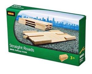 Brio 33206 - Gerades Straßenstück