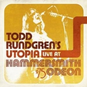 Utopia: Live At Hammersmith Odeon 1975