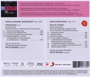 Scheherazade,op.35/Le Chant du Rossignol