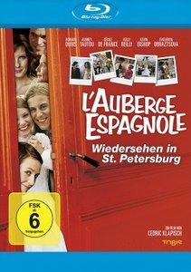 LAuberge Espagnole - Wiedersehen in St. Petersburg