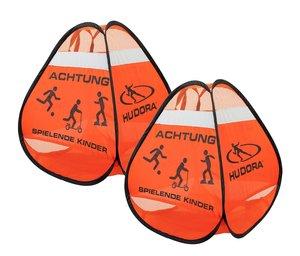 Hudora Sicherheit Safety Pop Up Set, 85071