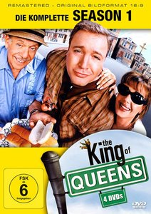 The King of Queens - Staffel 1 (16:9)