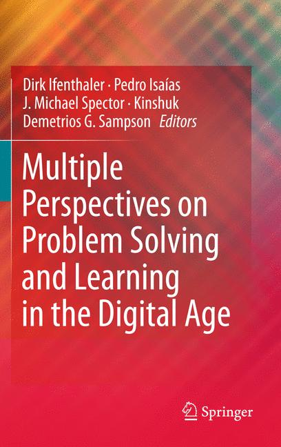 Multiple Perspectives on Problem Solving and Learning in the Dig - zum Schließen ins Bild klicken