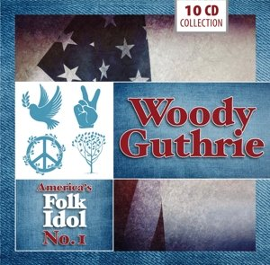 Woody Guthrie-America's Folk Idol No.1