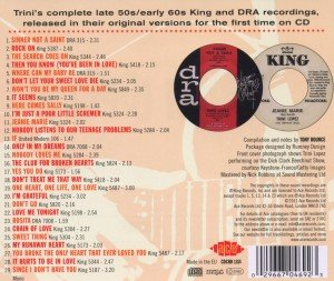 Sinner Not A Saint-Complete King And Dra Recording