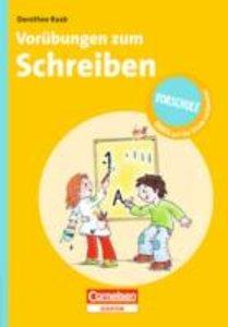 Vorschule - RICHTIG auf die Schule vorbereiten. Vorübungen zum S