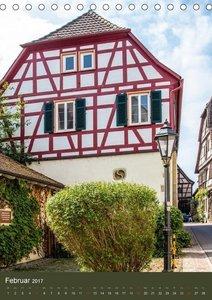 Mittelalterliches Besigheim (Tischkalender 2017 DIN A5 hoch)