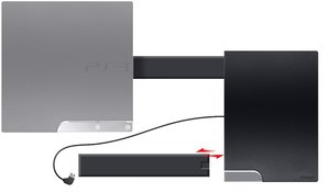 PlayStation 3 - Duracell Charging Base Extender