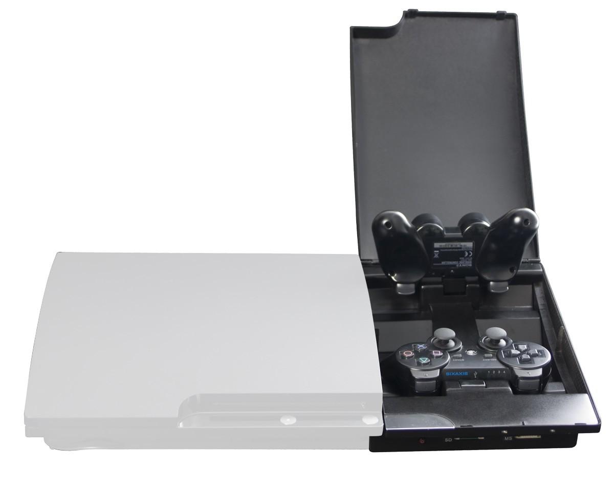 PlayStation 3 - Duracell Charging Base Extender - zum Schließen ins Bild klicken