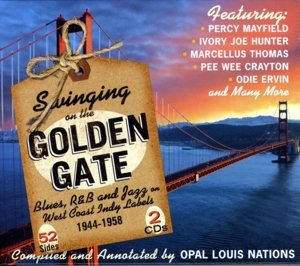 Swinging On The Golden Gate.Blues