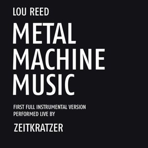 Performs Lou Reed's Metal Machine M