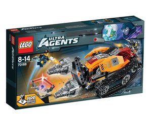 LEGO® 70168 - Ultra Agents Drillex Diamanten