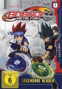 (2)Metal Fury-Legendäre Blader