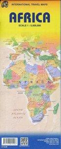 Africa 1 : 1 5000 000