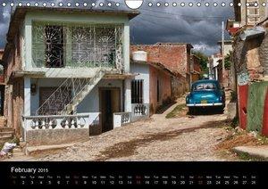 Cuba\'s classic cars (Wall Calendar 2015 DIN A4 Landscape)