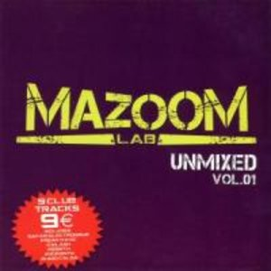 Mazoom Lab Unmixed Vol.1