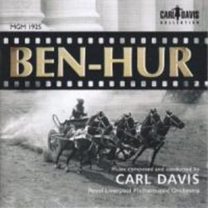 Ben-hur : Score To The Mgm 1925 Film