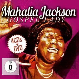 Gospel Lady.2CD+DVD