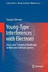 Young-Type Interferences with Electrons