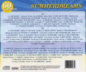 60 Top-Hits Summerdreams