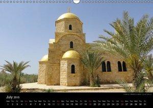 Monuments of Jordan 2015 (Wall Calendar 2015 DIN A3 Landscape)