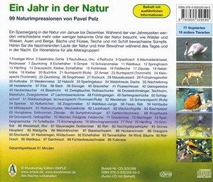 Ein Jahr in der Natur. CD