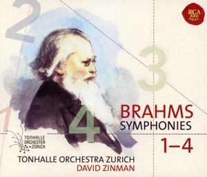 Brahms: Sinfonien 1-4