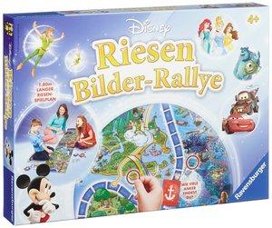 Disney Riesen Bilder-Rallye Lustige Kinderspiele