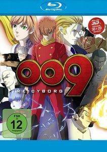 009 Re: Cyborg 3D/2D