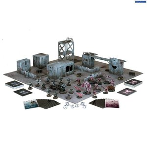 Heidelberger MG305 -Deadzone: Prerelease Edition Boxed Game (eng