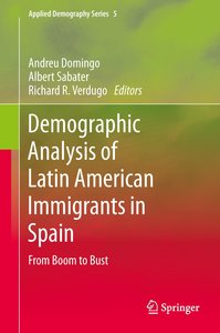 Demographic Analysis of Latin American Immigrants in Spain