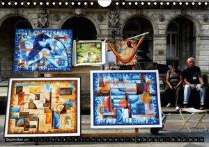 PRADO - Kubas Kunstmeile (Wandkalender 2017 DIN A4 quer)