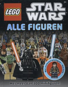 LEGO Star Wars alle figuren / druk 1