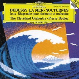 La Mer/Jeux/Nocturne/+