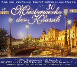 30 Meisterwerke der Klassik-Vol.2