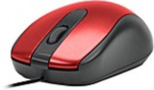 Speedlink MICU Mouse, 3-Tasten-Maus - USB, rot