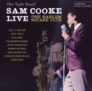 One Night Stand-Sam Cooke Live At The Harlem Squ
