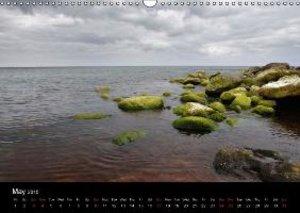 Stevns Cliffs (Wall Calendar 2015 DIN A3 Landscape)