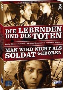 Die Lebenden und die Toten / Man wird nicht als Soldat geboren