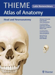 Head and Neuroanatomy (Latin Nomenclature Edition)