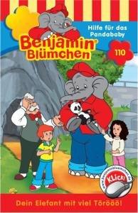 Benjamin Blümchen. Hilfe für das Pandababy