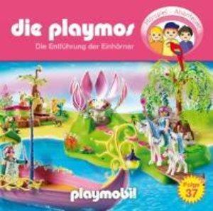 Die Playmos 37. Die Entführung der Einhörner