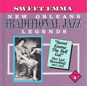 New Orleans Traditional Jazz Legends-Vol.1