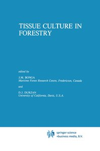 Tissue Culture in Forestry