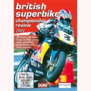 British Superbike Review 2001