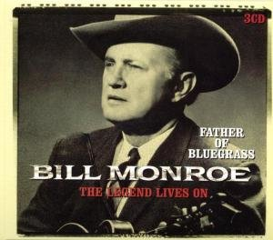 Father Of Bluegrass-The Legend Li