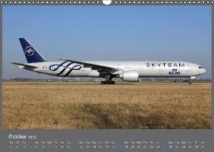 Airliners in special liveries (Wall Calendar 2015 DIN A3 Landsca