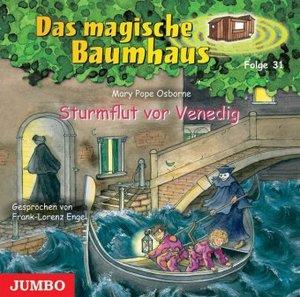 Das magische Baumhaus 31. Sturmflut vor Venedig
